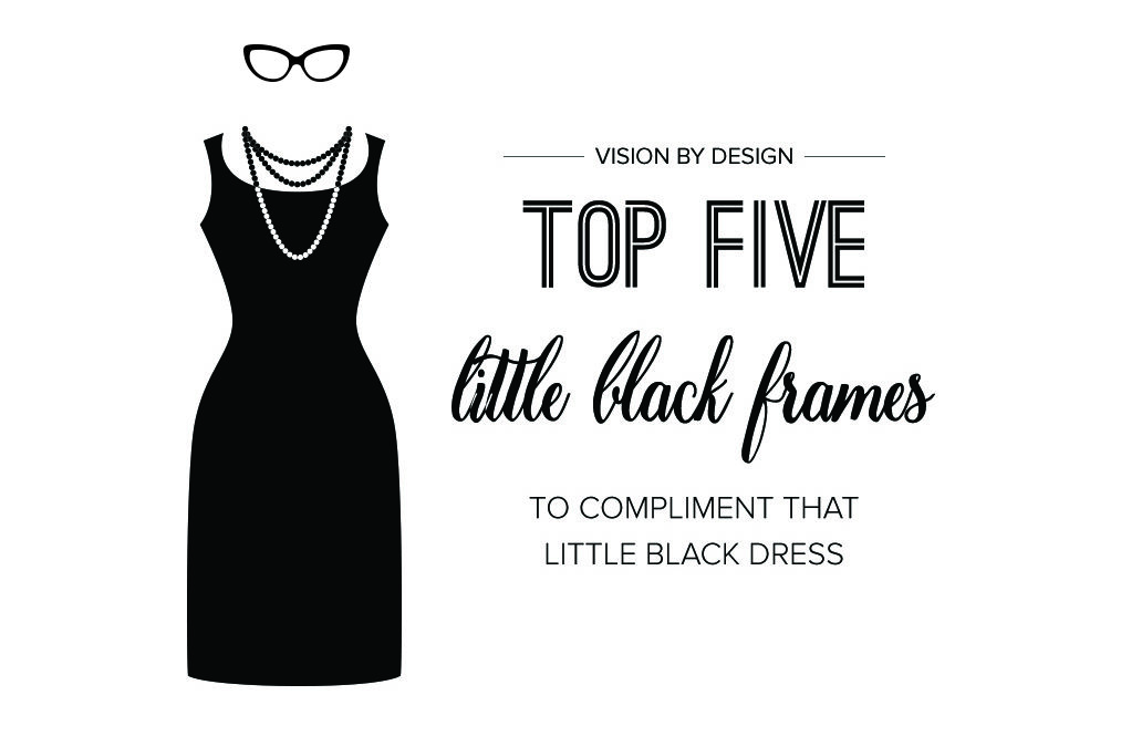 Top 5 Little Black Frames