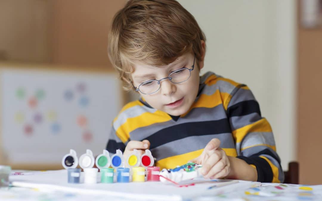 Children's Visual Development