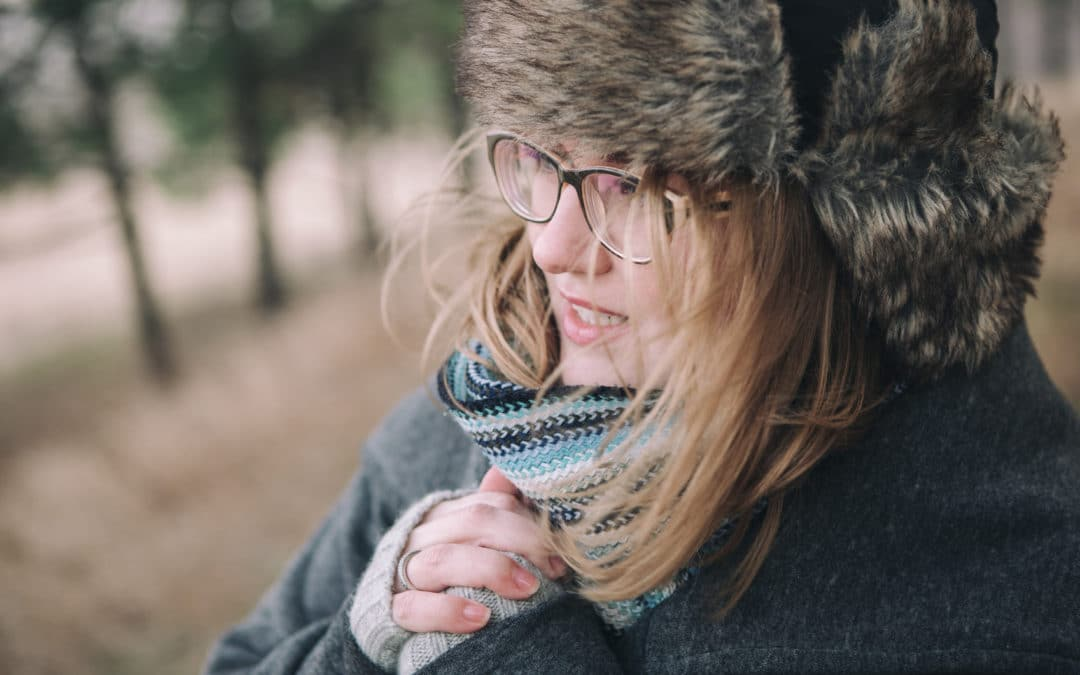 5 Tricks to Keeping Your Eyewear from Fogging in Edmonton Weather